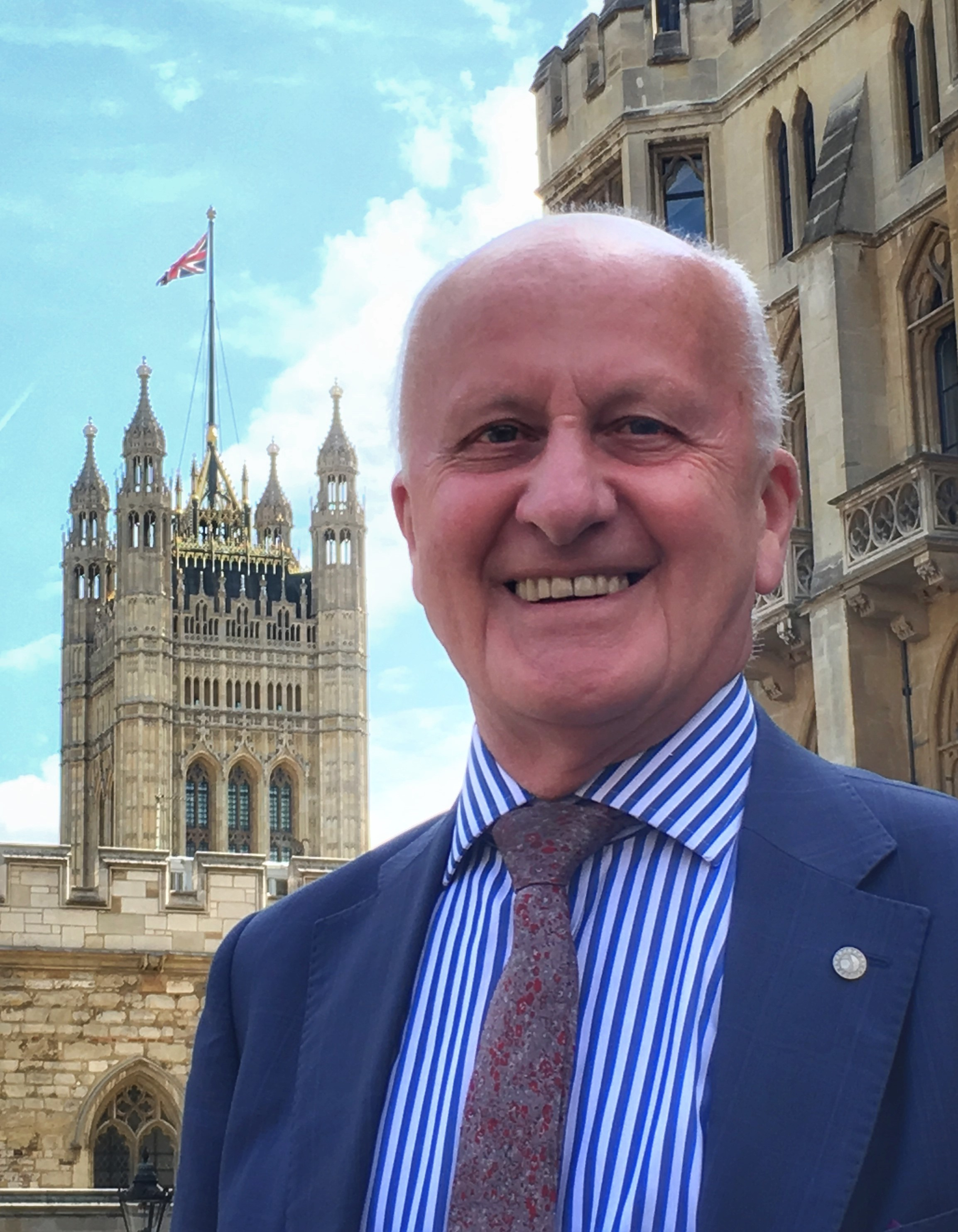 New MISC chair Prof. John Loughhead on MI's achievements and priorities