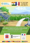 OFF-GRID INNOVATION CHALLENGE: SYNTHESIS REPORT-2019 Programmes, Initiatives and Collaboration of Participating Countries