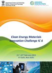 Clean Energy Materials Innovation Challenge IC6 report