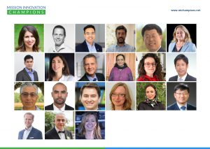 21 clean energy innovators announced as 2nd cohort of Mission Innovation Champions