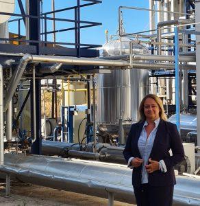 Champions Corner: Marisa Hernández Latorre presents opportunity for biorefinery concept